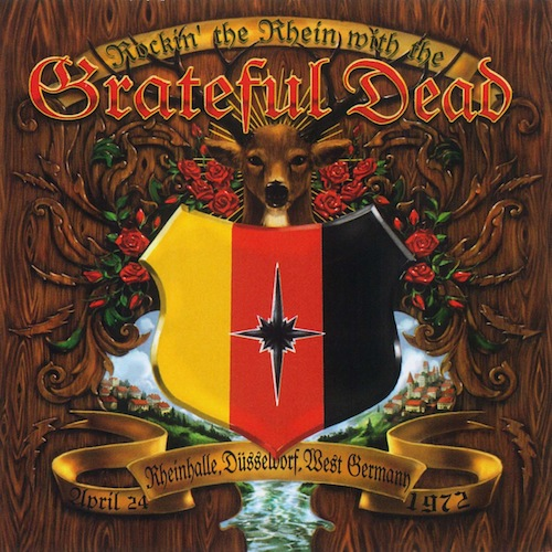Grateful Dead - Rockin' the Rhein
