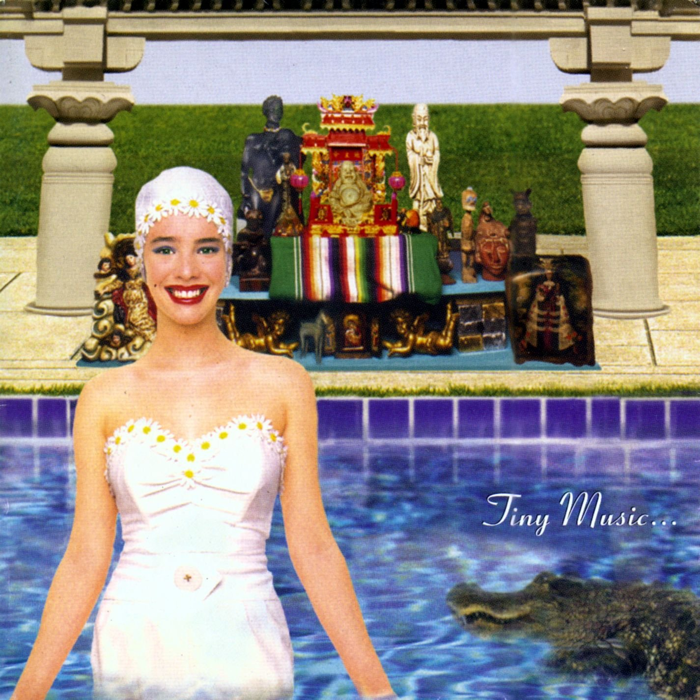 Stone Temple Pilots - Tiny Music album cover