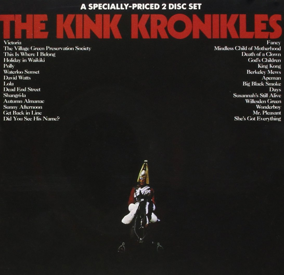 The Kinks - The Kink Kronikles cover